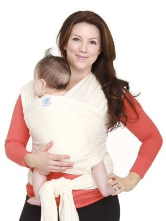 Moby Wrap Canada Best Wrap Style Baby Carrier Natural
