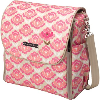 Boxy Backpack - Flowering Firenze