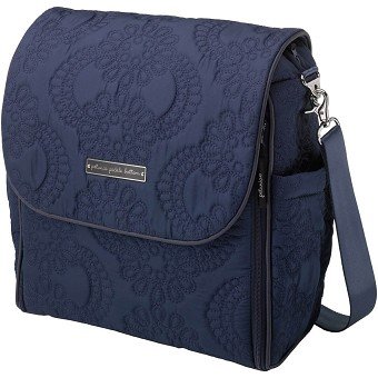 Embossed Boxy Backpack - Waterloo Stop