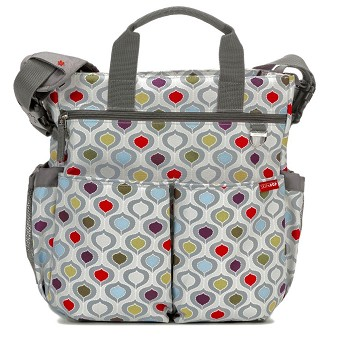 Skip Hop Duo Signature Diaper Bag - Multi Pod