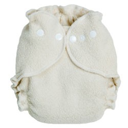 Heiny Huggers Sherpa Fitted Diaper
